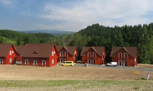 Nové ubytovací kapacity